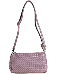 Bulchee Pink Sling Bag (Pink)-8907382012916