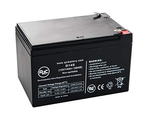 Batterie Evo Citi 800w 12V 14Ah Scooter - Ce Produit est Un Article de Remplacement de la Marque AJC®