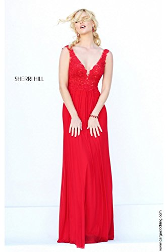 sherri-hill-robe-taille-empire-sans-manche-femme-rouge-red-42