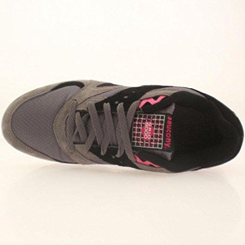 SAUCONY ORIGINALS - Grid 8000 Cl, Scarpe sportive Uomo grigio / nero