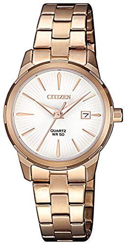 Citizen Elegance EU6073-53A Reloj de Pulsera para Mujeres