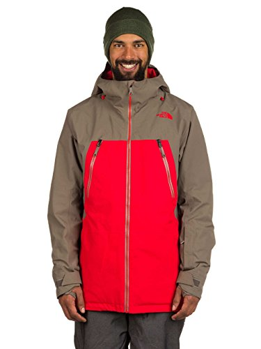 Herren Snowboard Jacke THE NORTH FACE Lostrail Shell Jacke