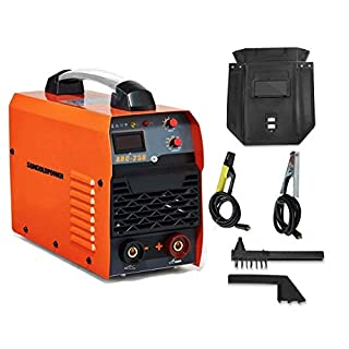 MMA ARC 250 AMP Rod 250A 220V-240V Digital Display LCD IGBT ARC Hot Start Welding Machine DC Inverter Welder Complete Package, Ready to Use !