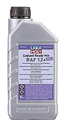 LIQUI MOLY 6924 Kühler Coolant Ready Mix RAF12 Plus, 1 L