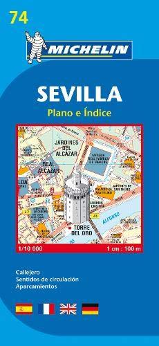 Siviglia 1:10.000