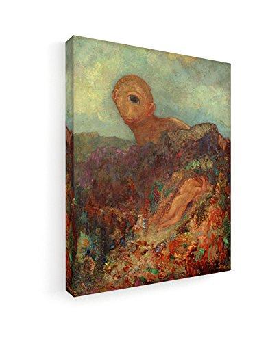 yklop - 60x75 cm - Premium Leinwandbild auf Keilrahmen - Wand-Bild - Kunst, Gemälde, Foto, Bild auf Leinwand - Alte Meister/Museum ()