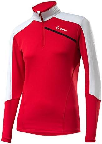 Loeffler Thermo Soft Soft Soft Texture Zip Sweater donna – rossoB01M1CXKDQParent   Un equilibrio tra robustezza e durezza    Ordini Sono Benvenuti    Stile elegante    Il Nuovo Prodotto  81c7f9