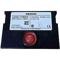 Siemens (landis) - Centralita de control LOA 24 - LOA 24 - : LOA24 171B27