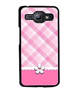 Fuson Designer Back Case Cover for Samsung Galaxy J1 (2015) :: Samsung Galaxy J1 4G (2015) :: Samsung Galaxy J1 4G Duos :: Samsung Galaxy J1 J100F J100Fn J100H J100H/Dd J100H/Ds J100M J100Mu (Love heart Girl Valentine Three Hearts)