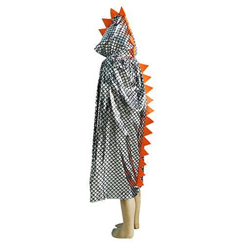 Kinder Halloween Kostüm Halloween Umhang Mit Kapuze Lange -