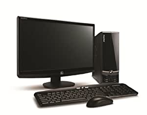 "Acer eMachines EL1352 Ordinateur de bureau 20"" AMD Athlon II 220 640 Go RAM 4096 Mo Windows 7"
