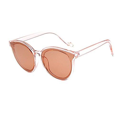 Honestyi Der Retro große Rahmen der Männer Frauen Vintage Rapper Sonnenbrille Eyewears Big Frame Sonnenbrillen