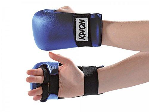 Ju Jutsu Handschützer Iadro in 2 Farben (Blau, XS)