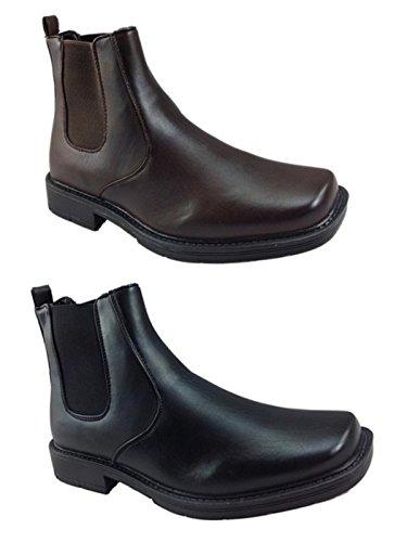 Foster Footwear , Bottines femme mixte enfant mixte adulte homme garçon Noir