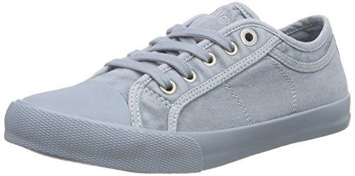 s.Oliver Damen 23656 Sneakers Blau (DENIM 802)