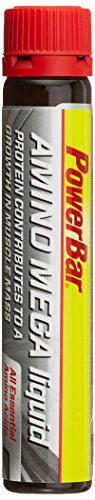 POWERBAR® Amino Mega Liquid Ampoules (20x25ml) Standard (Flüssig Power Bar)