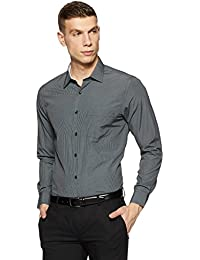 Diverse Men's Striped Formal Shirt