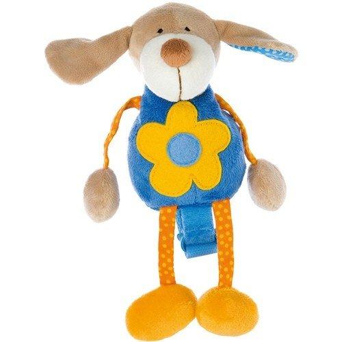 sigikid 49186 - Baby.basics, Klett-Greifling Hund