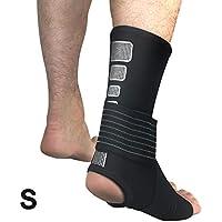 Seasaleshop Soporte de Tobillo Ligamentos Tobillo Protección Protege el Tobillo, Previene la Artritis y Alivia el Dolor Articular para Esguince Futbol Boxeo Voleibol Fitness Ejercicio Running Artes