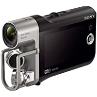 Sony HDR-MV1 Full HD Music Video Recorder Camcorder (Black)