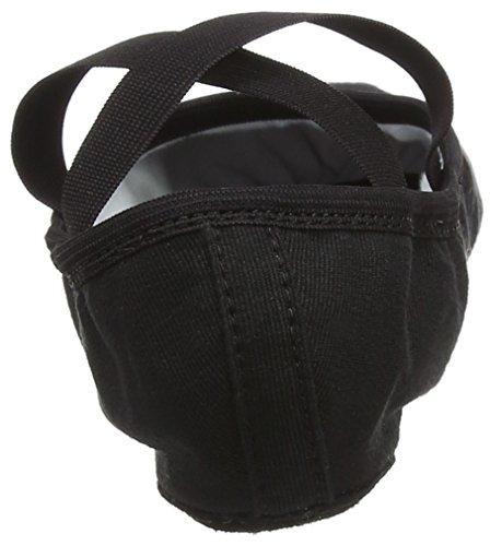 Donc Danca Sd120, Ballerines Noires Pour Femmes (noir)