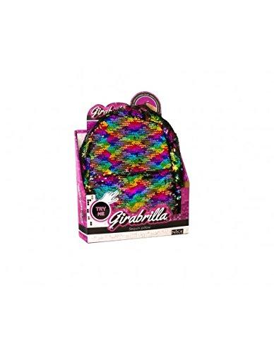 Girabrilla backpack Zaino colore Multicolor di Nice 02505