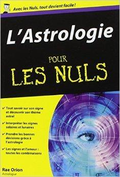 Astrologie Poche Pour les Nuls (L') de Rae ORION ( 5 janvier 2005 )