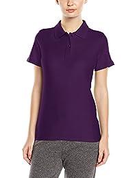 Womens Polo 65/35/ST3500 Regular Fit Short Sleeve Shirt Stedman Apparel