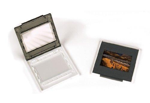 Dia-Fix Diarahmen mit AN-Glas. 1-teilig, 100 Stck. -