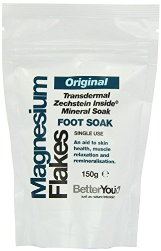 Better You Magnesium Flakes 150g Foot Soak (Case of 10)