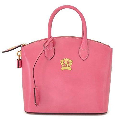 Pratesi Versilia R piccola borsa da donna - R348/P Radica (Ciliegia) Rosa