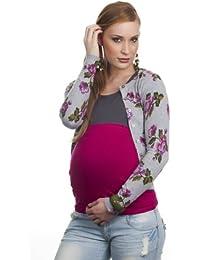 Mamaband–7340–Fascia per gravidanza–100% me–Petrolio