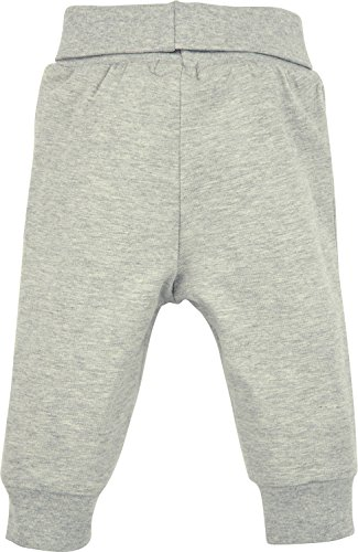 BONDI Legging ´Made with love´, grey-melange 56 Made with love Artikel-Nr.93173 -