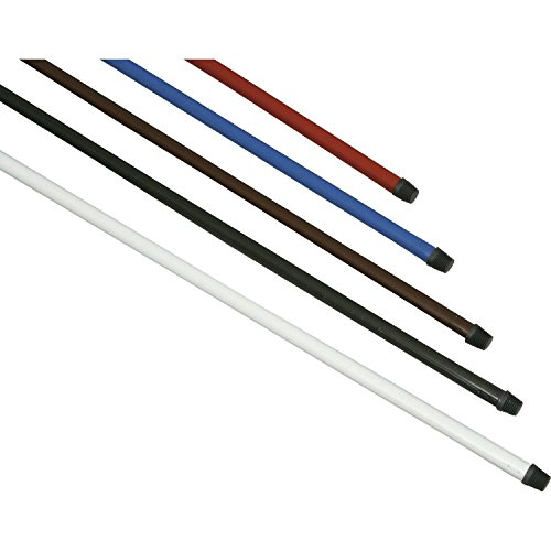 Metall-Stiel zu Haushalts-Besen 130 cm | mit Gewinde ø 23,5 mm | zufällige Farbe