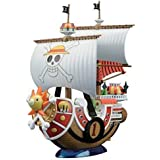 Personality Thousand sunny Ship model ONE PIECE Action figure toy