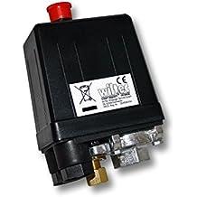 Pressostato 230V per compressori 10A 3-12 bar Compressori ad aria Reti idriche domestiche