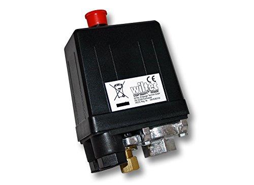 Interruptor presión 230V compresores 10A 3-12bares compresores aire controlador agua doméstica