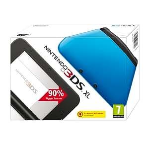 Nintendo 3DS XL blau / schwarz