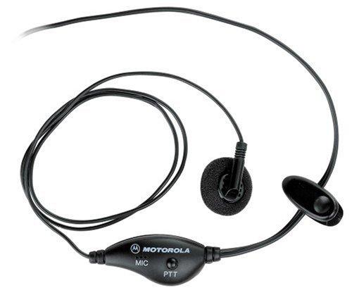 Motorola 00174 Headset für T5022/T5622/T5412/T5422/T5532/T6/T8/T50/T60/T80/T80 Extreme schwarz (Funkgerät Motorola Ohrhörer)