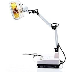 Desktop TDP Far Wärme Lampe Elektromagnetische Welle Licht für Mineral Therapie für Gesundheit und Beauty 250W