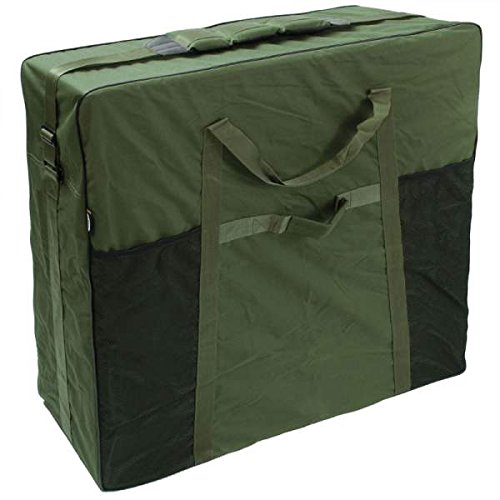 NGT Deluxe Bedchair Bag L grün, L