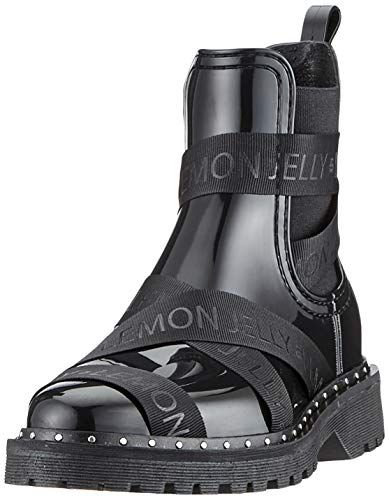 Lemon Jelly Damen Frankie Chelsea Boots, Schwarz (Black 01), 42 EU