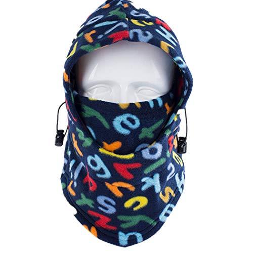 Kobay Sciarpa Invernale Sciarpa Scaldacollo Maschera da Sci Maschera da  Trekking in Bicicletta ab6cfac58cb7