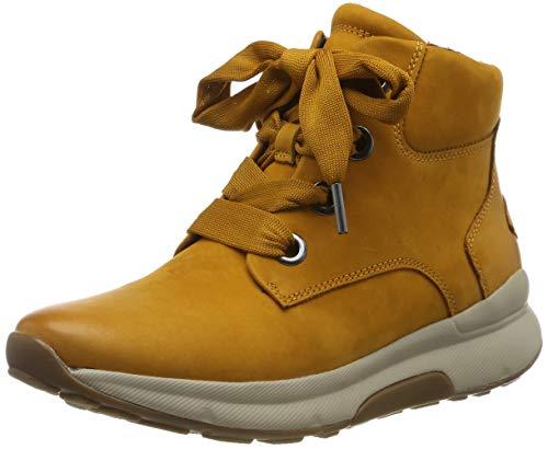 Gabor Shoes Damen Rollingsoft Stiefeletten, Braun (Curry (Mel.) 31), 39 EU