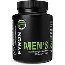 FYRON MENs + Vegano + 100 cápsulas + Super Producto desde 2014
