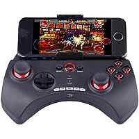 OOFAY Cmando Inalámbrico Bluetooth Gamepad Manejar Joystick Remoto Juego Inalámbrico Bluetooth para Android Teléfono/Tablet Boy Emulador