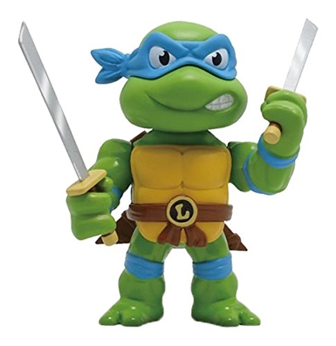 Teenage Mutant Ninja Turtles 97537 4-Zoll Leonardo (Ninja Turtles Figur)