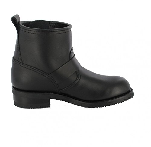 Sendra Boots2976 - Bottes De Motards Unisexes - Noir Adulte (noir)