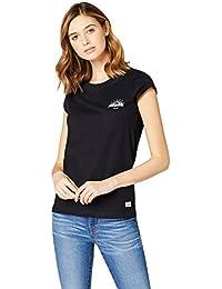 HIKARO Camiseta con Cuello de Pico Mujer
