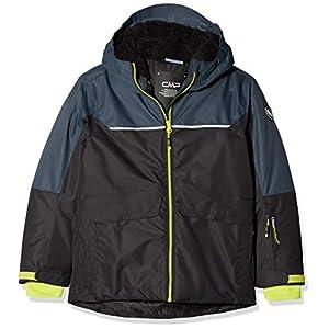 CMP Feel Warm Flat 3000, gepolsterte Jacke